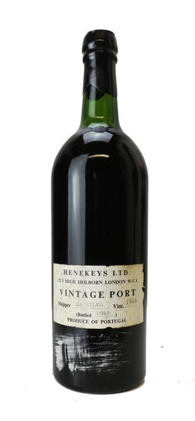 Quinta do Noval Port, 1963